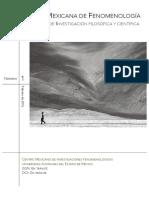 ACTA MEXICANA DE FENOMENOLOGIA No. 1.pdf