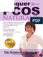 Conquer Your PCOS Naturally eBook