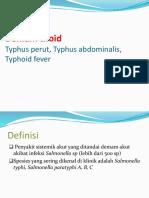 demam-tifoid PPT