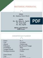 AMP Kolesistitis. Annisa
