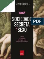 Sociedade Secreta Do Sexo - Marcos Nogueira
