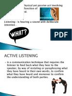Active Listening Edited