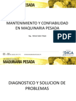 03. Mantenimiento Centralizado en La Confiabilidad Aplicado a Maquinaria Pesada - Ing. Edwin Saire Chani