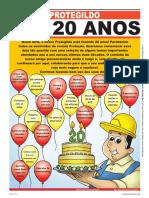 Ed.303 - Protegildo Faz 20 Anos