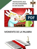 FIESTA DE PENTECOSTÉS 2016.ppt