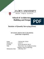 building service ii ass1
