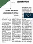 A Magnetic Model of Matter - Schwinger.pdf