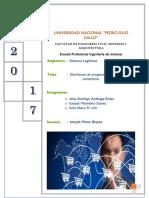 TEMA 10 Decisiones de Programación de Compras y Suministros