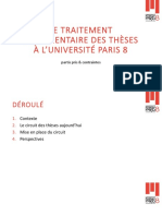 Session Parallele 3 Theses 05 Universite Paris 8