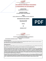 Responsabilidad III Informe