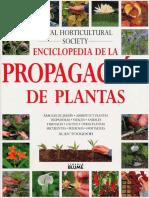 Enciclopedia de La Propagacion de Las Plantas