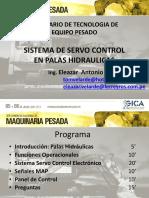 05. Sistema de Servo Control Electrónico en Equipos Móviles de Movimiento de Tierras - Ing. Eleazar Velarde Canaza