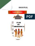 Plan de Emergencia Nom 029 Stps 2011