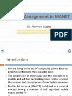 Data Management Presentation