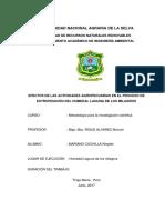 informe eutrofizacion