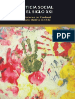 MARTINO, R., Justicia Social en El Siglo XXI. Reflexiones en Chile, UC Silva Henriquez, 2009