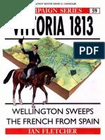 [Military Book] [Osprey Military] [Campaign Series 059] - Vittoria 1813.pdf