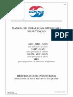 Manual Resfriadores Industriais Por 2012