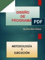 Diseño de Programas