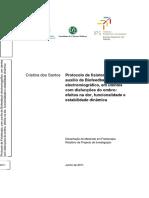 Estabilidade Do Ombro - Trabalho Santos Cristina TM 2011