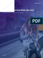 The Art of Onboarding Mobile App Users