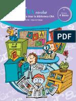 CRA manual 4° básico