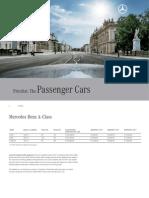 14 DEC 09 Mercedes-Benz Price List