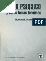 Daño Psiquico y Otros Temas Forenses - Castex