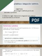 PRIMITIVA DE UNA FUNCIÓN (3)