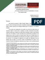 GT2 Gervais, Montigny, Lacharite, Dubeau v Coloquio