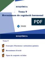 T9 Hormones
