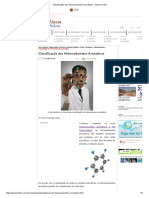 Classificação Dos Hidrocarbonetos Aromáticos - Alunos Online