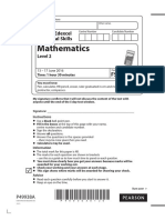 Maths Level 2 June Practice Paper.pdf