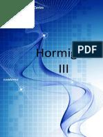 Cuaderno de Hormigon III