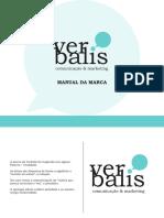 VERBALIS Manual de Marca