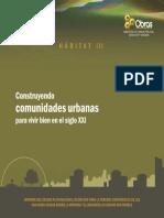 Informe Pais Para Habitat III