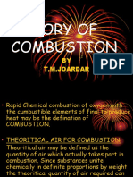 Theory of Combustion