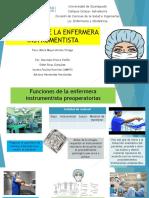 Funciones de La Enfermera Instrumentista