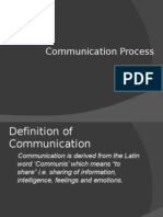 MMS Communication Process