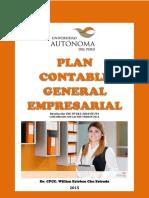 Libro Plan Contable General Empresarial 2015