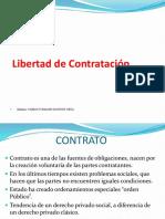 Libertad de Contratacion