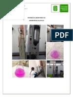 Práctica 10 Absorción de CO2 en H2O