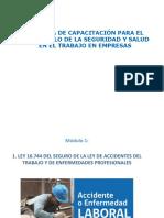 Capacitacion 16744