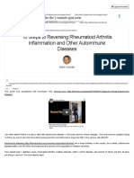10 Steps to Reversing Rheumatoid Arthritis Inflammation and Other Autoimmune Diseases _ the Hearty Soul