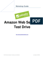 AWS Test Drive-Workshop Guide v4