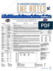 7.30.17 vs. JAX Game Notes
