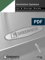 Greenheck Manual