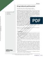 Articulo. Drug-Induced Parkinsonism