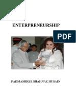 25325555 Entrepreneurship Shahnaz Husain