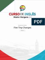 PDF Five Tiny Changes 02